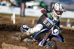 Wilson content with championship podium position