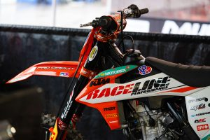 American Miller to join Raceline KTM for supercross remainder