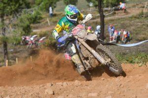 Yamaha racers shine in ISDE success