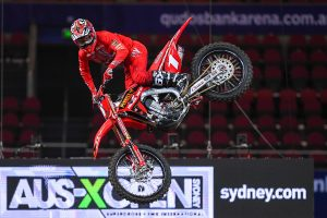 Penrite Honda Racing hungry for 4th straight title at Aus SX