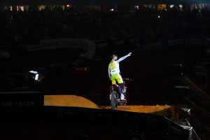 BTS: Chad Reed's AUS-X Open farewell