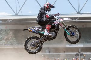 Early end to Supercross campaign for Dobson