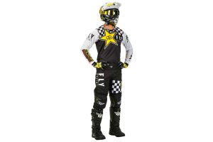 Detailed: 2020 Fly Kinetic Rockstar gear set