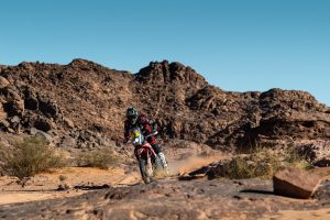 Dakar stage three standings amended amid GPS issue as Brabec leads