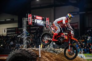 Blazusiak clinches SuperEnduro victory in Germany