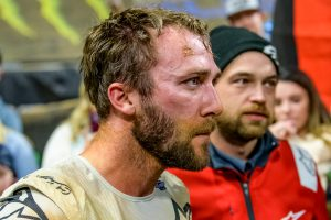 Barcia nudge 'just battling' says Tomac after heated war of words