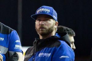 Industry: Yamaha Active8 Yamalube Racing's AJ Roberts
