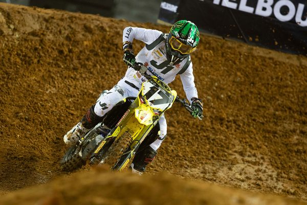 Savatgy cleared to get back on the bike this week
