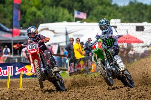 Revised Pro Motocross schedule to include Loretta Lynn's round