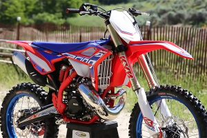 Beta unveils 300 RX two-stroke motocross model