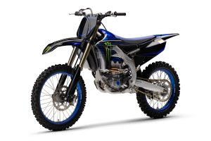 New Yamaha YZ250F and Monster editions highlight 2021 models