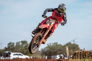 Penrite Honda Racing's Metcalfe wins six from six in return to competition