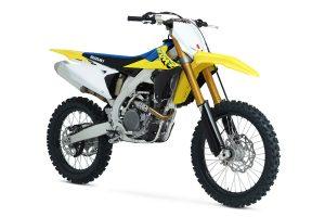 Detailed: 2021 Suzuki RM-Z range