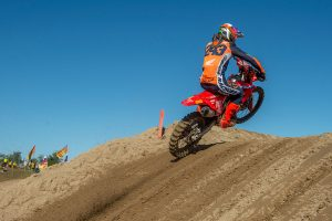 First win of the year increases MXGP advantage of Gajser