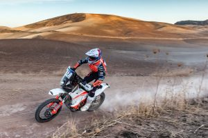 Sanders, Price go 1-2 in final stage of Andalucia Rally