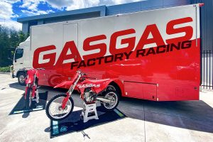 GasGas drops the gates on Australian factory teams for 2021