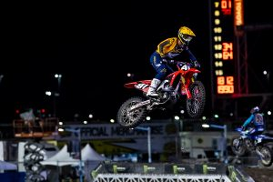 First heat win an injection of confidence for Lawrence
