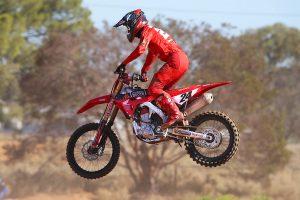 Mongrel Boots named Metcalfe backer at Honda Racing