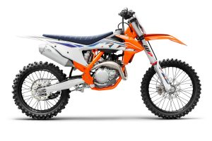 Detailed: 2022 KTM SX-F and SX range