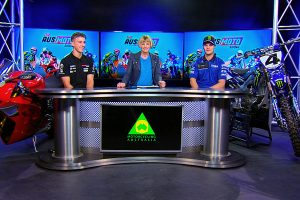 The AusMoto Show to premiere on television this weekend
