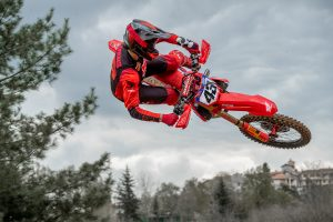 Injury complications sideline Evans for MXGP of Russia