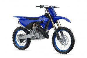 Detailed: 2022 Yamaha YZ range