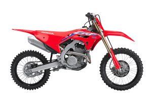 Detailed: 2022 Honda CRF250R