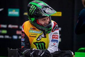 MXGP season over for Kawasaki's Monticelli