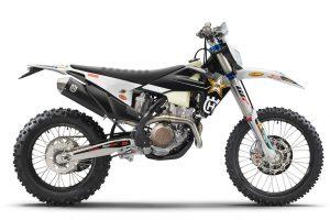 Detailed: 2022 Husqvarna TE 300i and FE 350 Rockstar Edition