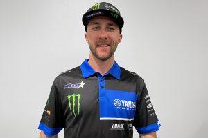 Tomac uncovered at Monster Energy Star Racing Yamaha